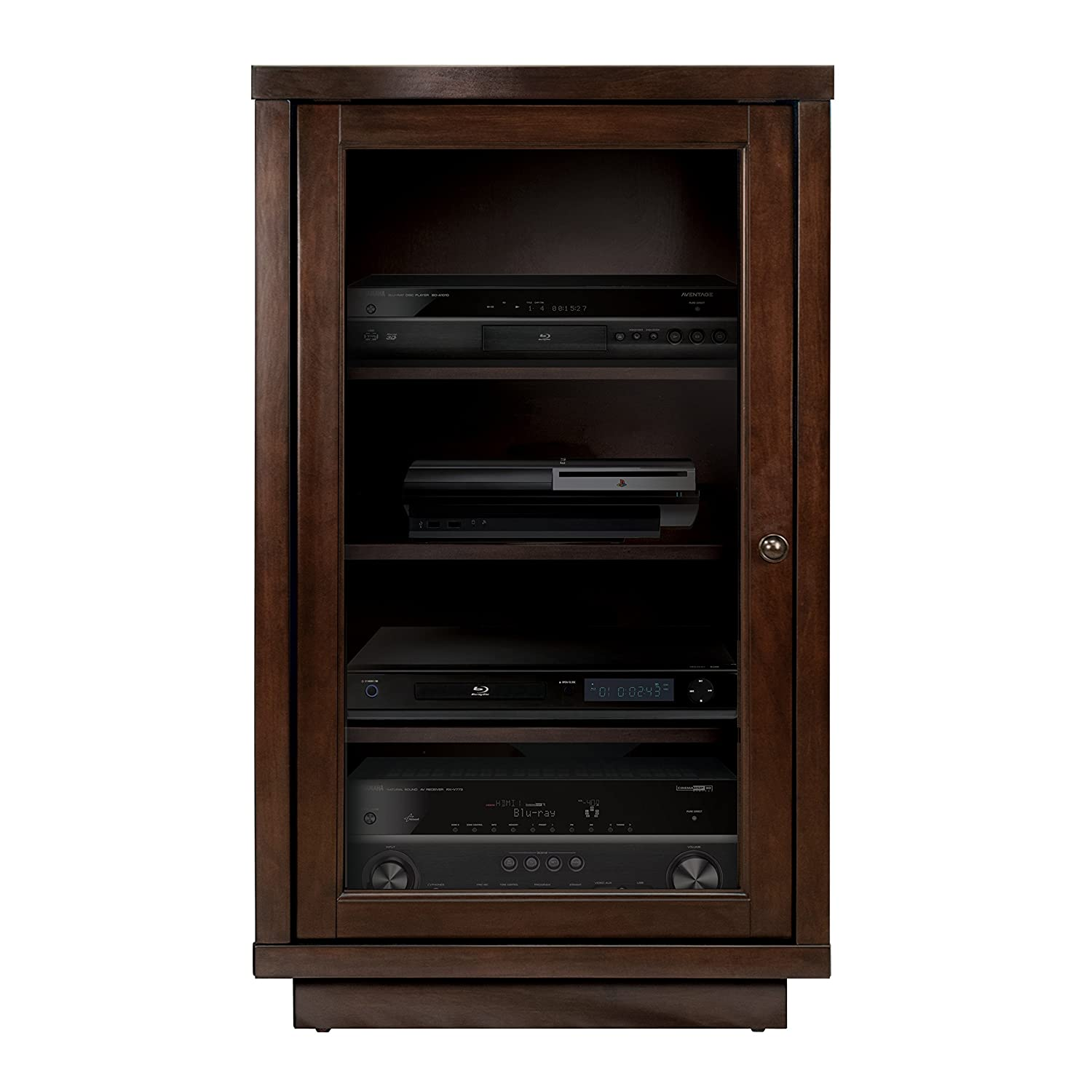 small cabinets center decoration equipment video amazoncom media component com for devices it mount gaming components amazon best streaming consoles gallery entertainment cabinet shelves tv stand audio stereo