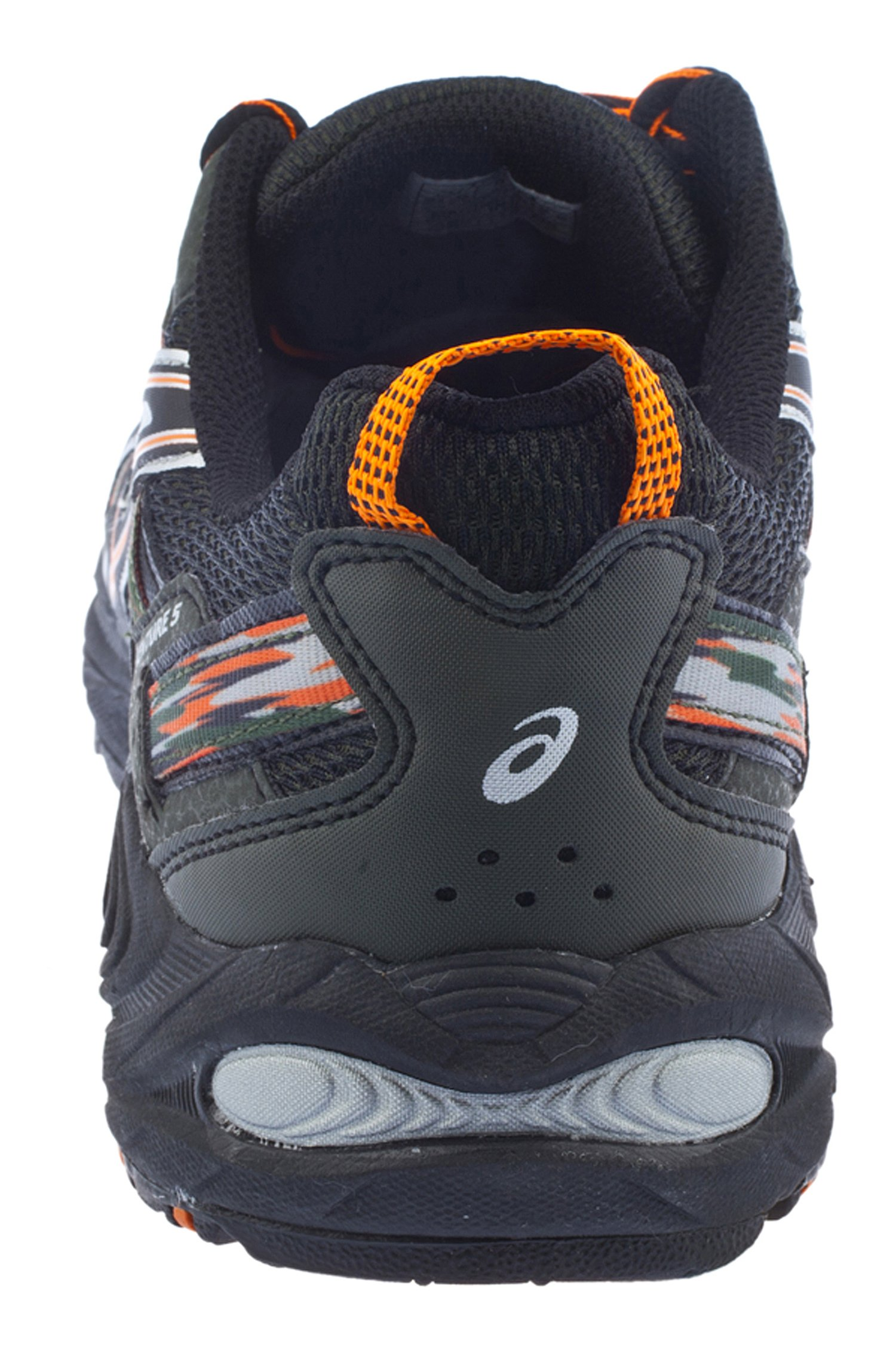 ASICS Men's Gel Venture 5 Running Shoe (8 D(M) US, Black/Shocking Orange/Duffel Bag) by ASICS (Image #3)
