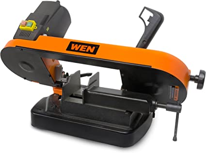 WEN 3975T Benchtop Bandsaw - Compact Design