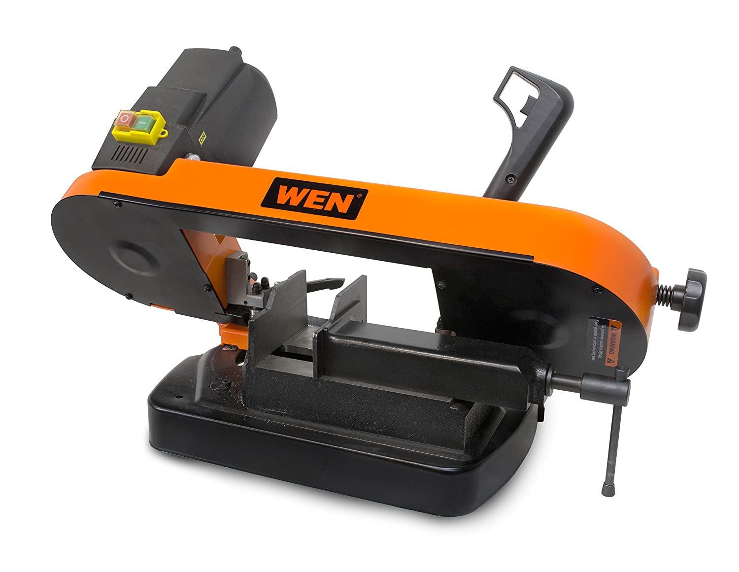 Wen 3975 5 Metal Cutting Benchtop Bandsaw Amazon Com