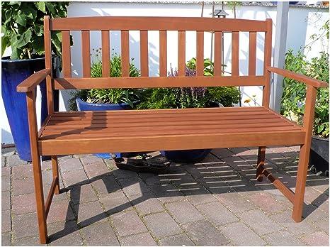 Panchine Da Giardino Fai Da Te : Panchina da giardino in legno di eucalipto fsc posti cm park