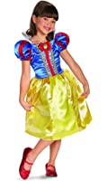 Disguise Disney Snow White Sparkle Classic Costume