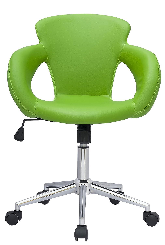 Bürostuhl in grün Sixbros