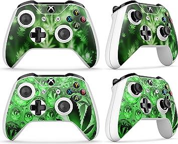 Gizmoz n Gadgetz - Pegatina de Vinilo para Xbox One S Controller Skins (2 Unidades): Amazon.es: Electrónica