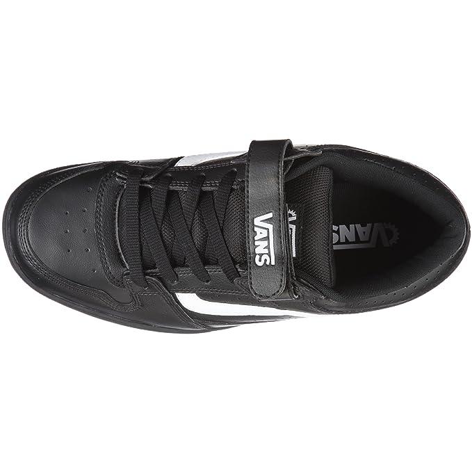 51938b94c53036 Amazon.com  Vans Warner DH black (Size  39) BMX Shoes  Sports   Outdoors
