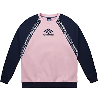 it Raglan Women Sweatshirt Colour Amazon Block Umbro Sweat 8fp6xUn