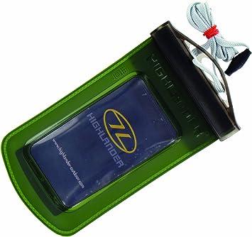 Highlander - Funda de compresión para saco de dormir, color verde: Amazon.es: Deportes y aire libre