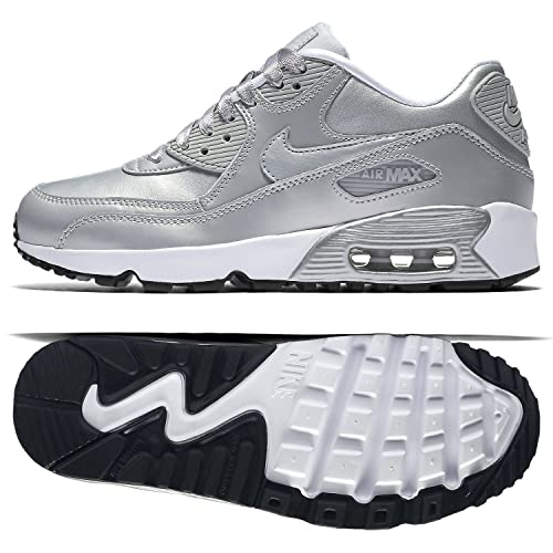 Nike Air Max 90 LTR GS Running Shoe (Size 5.5Y)  Amazon.ca  Shoes ... 34ac6012f3ff2