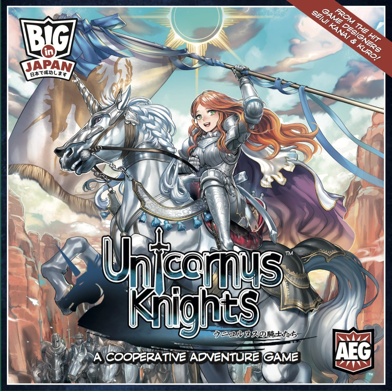Image result for Unicornus Knights board game