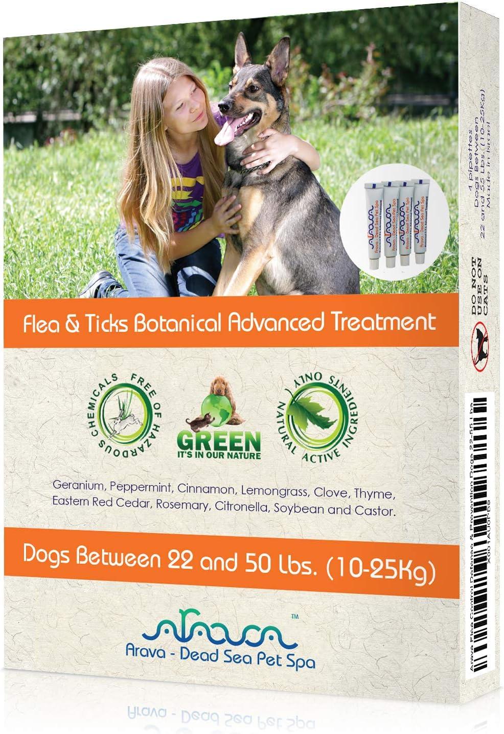 Terra Pet 100% Natural Flea and Tick