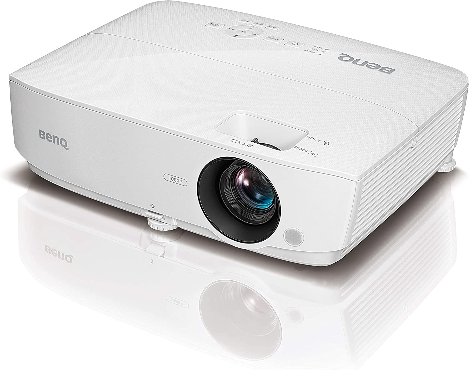 BenQ MH535 1080p Full HD Business HDMI Projector with: Amazon.co ...