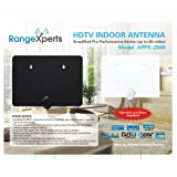 50 & 65 Mile HD TV Antennas (65 Mile Vers with Detachable Coax Upgrade)