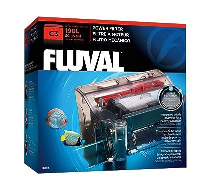 Fluval C Clip-On 5-Stufen Filter