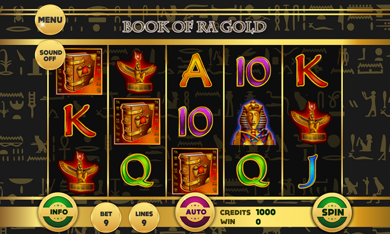 book of ra slot for android