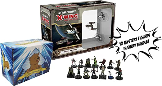 Paquete de expansión Star Wars X-Wing Miniatures Game Most Wanted ...