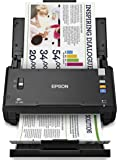 Epson WorkForce DS-560 Wireless Color Document Scanner for PC and Mac, Auto Document Feeder (ADF), Duplex Scanning  (Certified Refurbished)