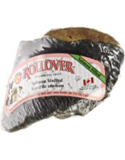 Rollover Salmon Stuffed Beef Hoof
