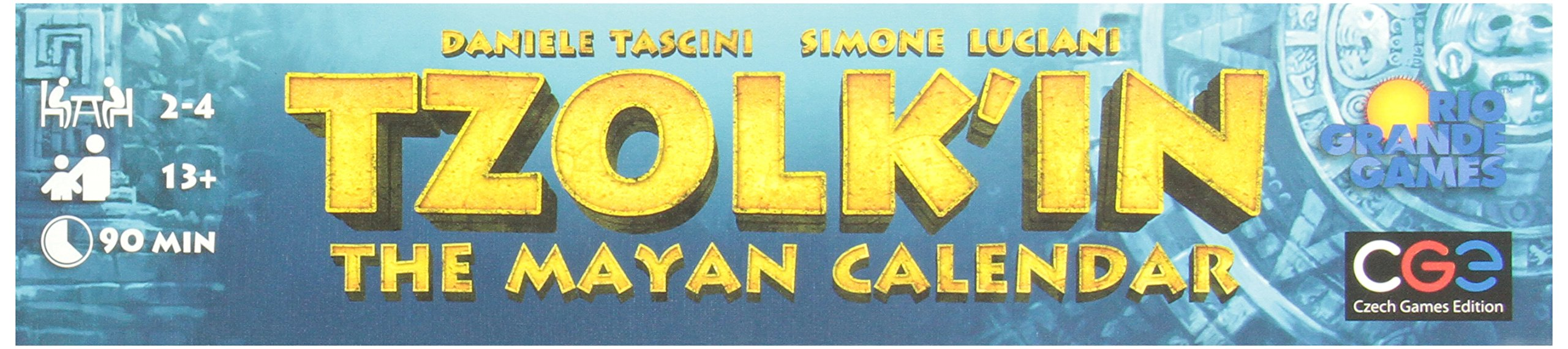 Czech Games Tzolk'in: The Mayan Calendar by Czech Games (Image #4)