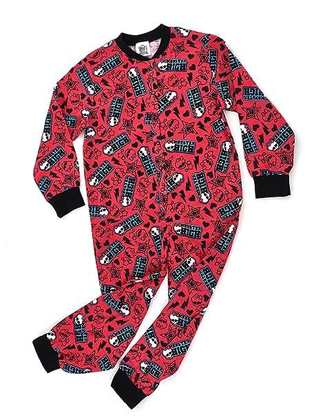 c282679db0ec Kids Girls 100% Cotton Onesies Pyjamas Pjs Nightwear Disney Princess ...