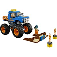 LEGO City Great Vehicles Monster Truck Building Kit (192 Piece)