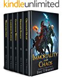 Immortality and Chaos: The Complete 5-Book Series: (Wreckers Gate, Landsend Plateau, Guardians Watch, Hunger's Reach, Oblivion's Grasp)