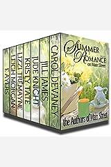 Summer Romance on Main Street: Volume 1 Kindle Edition