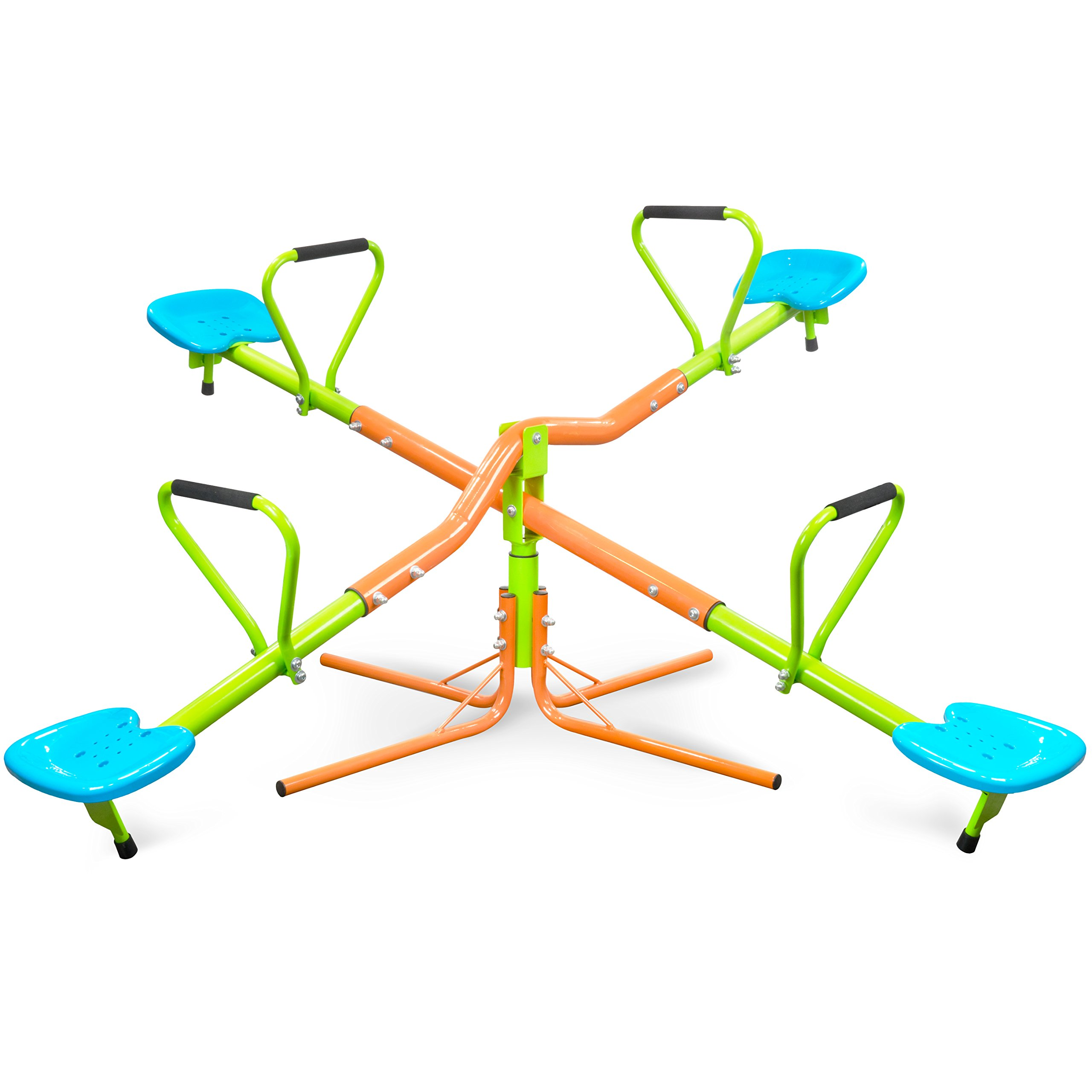 Pure Fun 360 Quad Swivel Kids Seesaw by Pure Fun