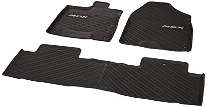 Amazoncom Genuine Acura PTZA Floor Mat Automotive - 2018 acura tl floor mats