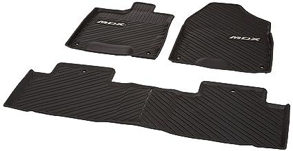 Amazoncom Genuine Acura PTZA Floor Mat Automotive - Acura tl floor mats 2018