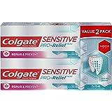 Colgate Sensitive Pro-Relief Repair & Prevent Toothpaste, 75 Milliliters, 2 Count