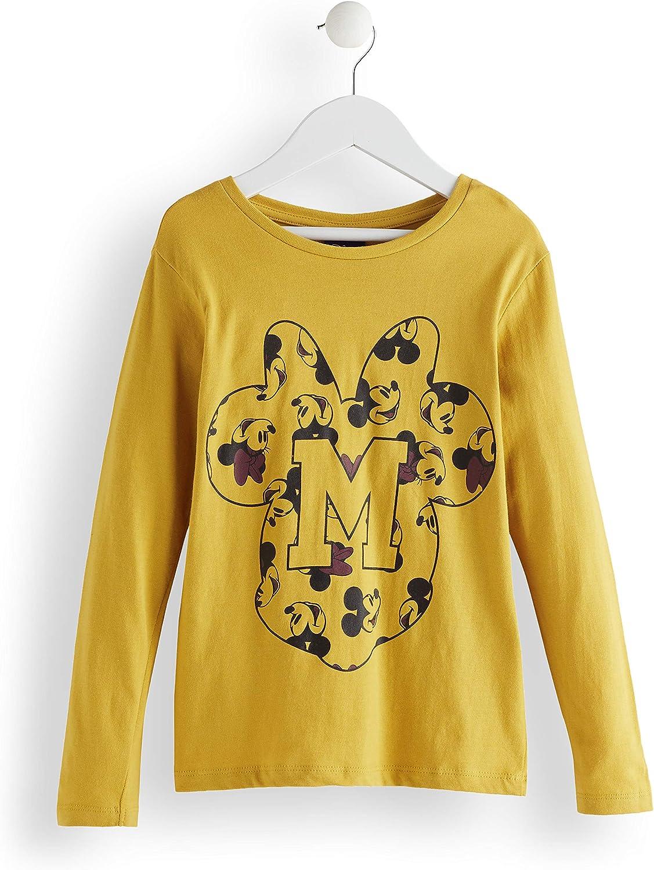 Marca Amazon - RED WAGON Camisa Manga Larga Minnie Mouse ...