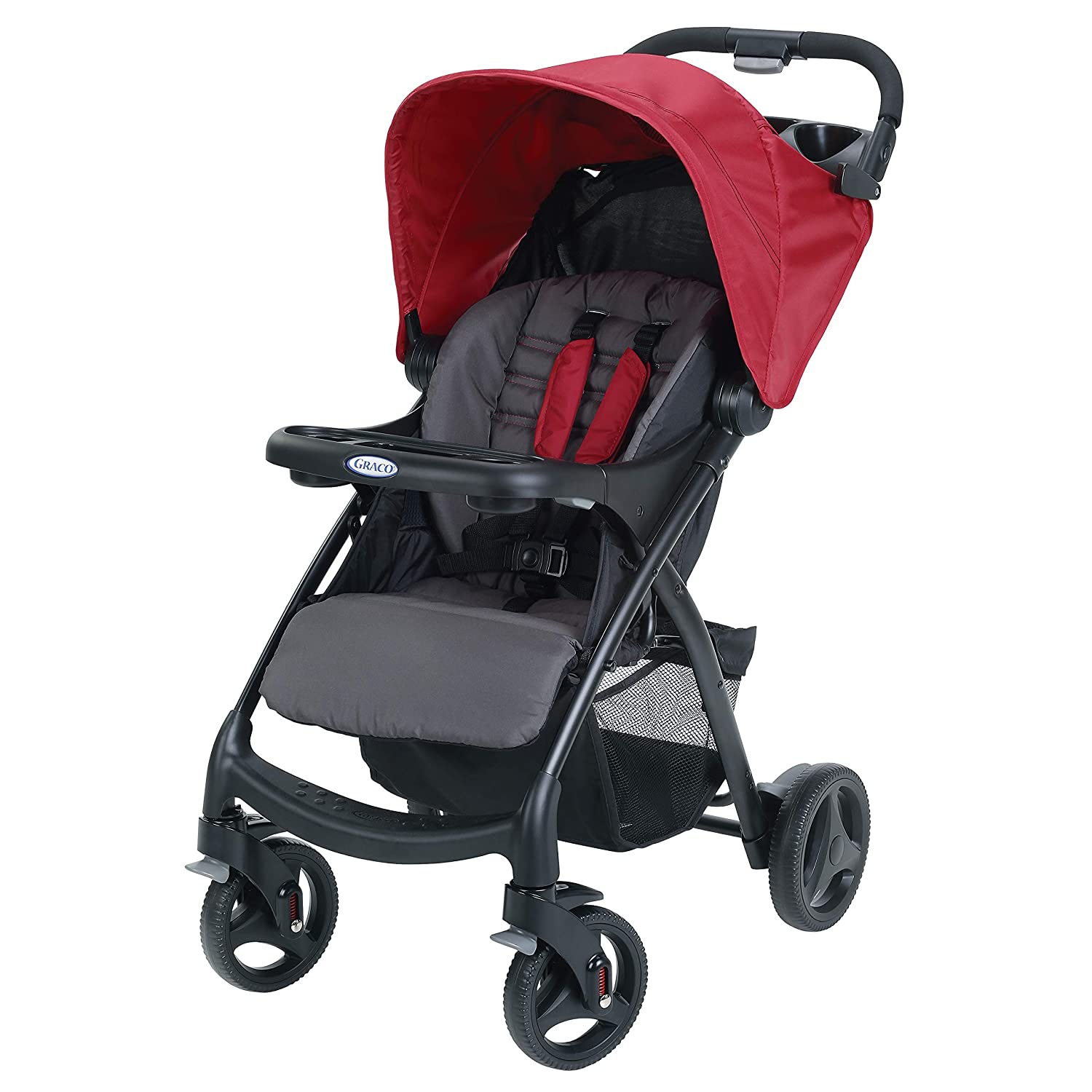 Graco Verb Click Connect Stroller Chili Red