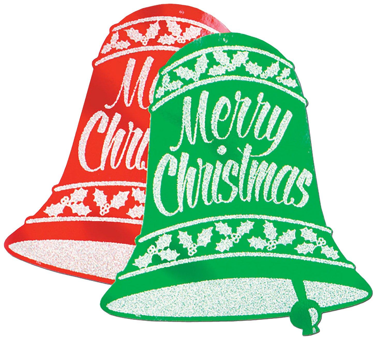 Beistle 22963 12 piezas piezas piezas de pancartas de Navidad brillantes, 18 pulgadas por 16 pulgadas 7b0fb8