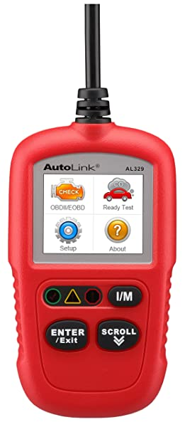 Autel AutoLink AL329: OBDII Automotive Code Reader Review - OBD Advisor