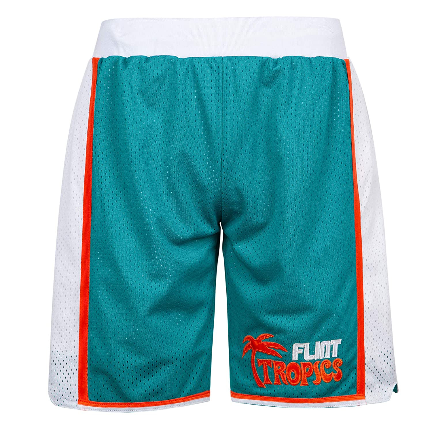 MOLPE Flint Tropics Green Basketball Short S-3XL