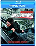 Mission Impossible: Ghost Protocol - Triple Play (Blu-ray + DVD + Digital Copy)