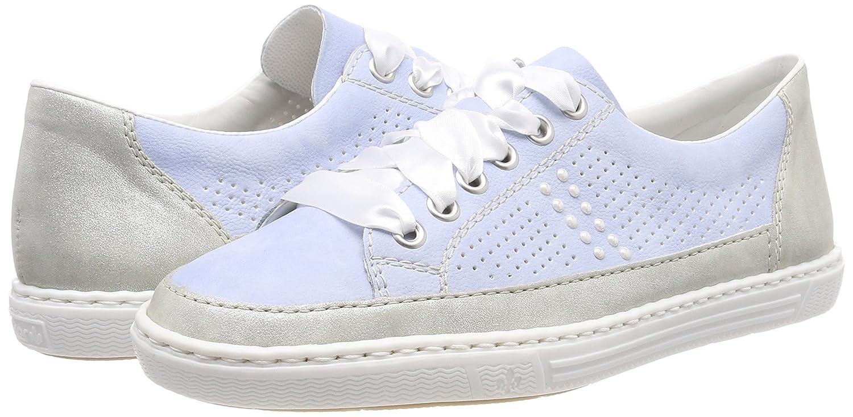 Rieker Damen L09a5 Sneaker