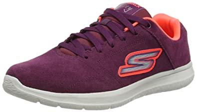 Skechers Go Walk City Challenger Damen Sneakers