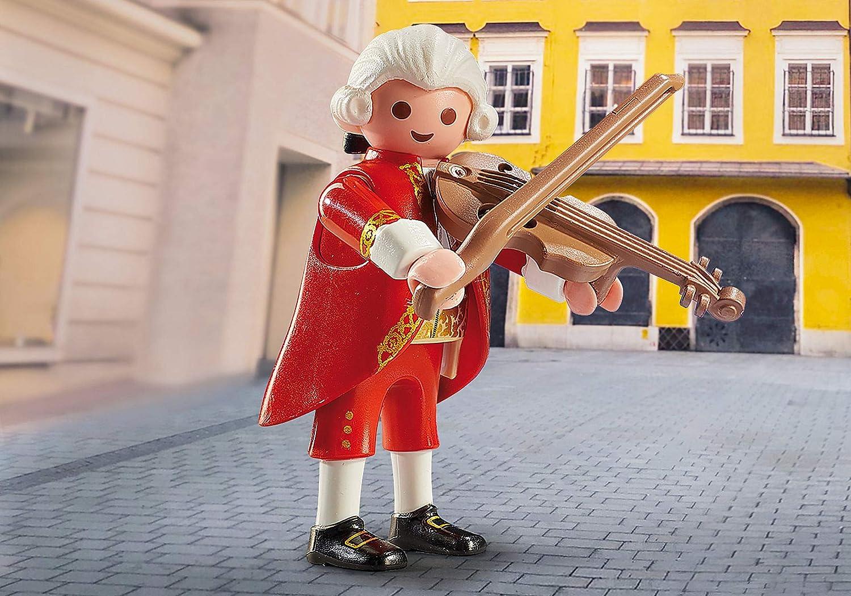 Playmobil 70374 SONDERFIGUR WOLFGANG AMADEUS MOZART Mozarteum Salzburg NEU OVP
