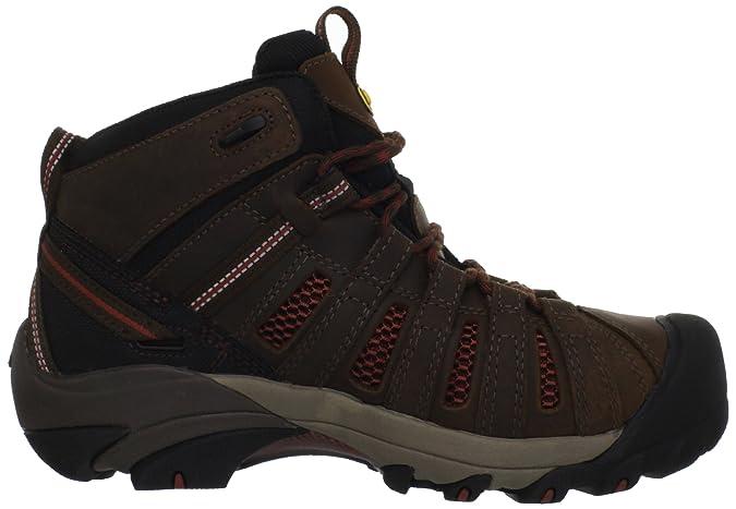 Amazon.com: Botas medianas de trabajo para hombre de Keen: Shoes