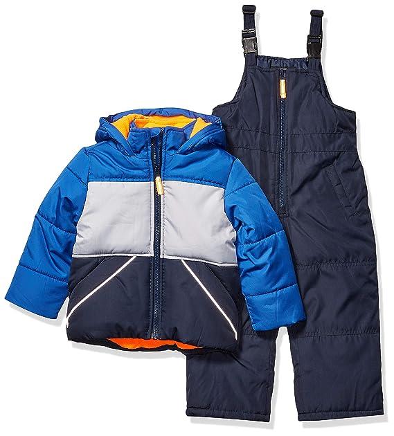Amazon.com: Osh Kosh Juego de chaqueta de esquí y overol ...