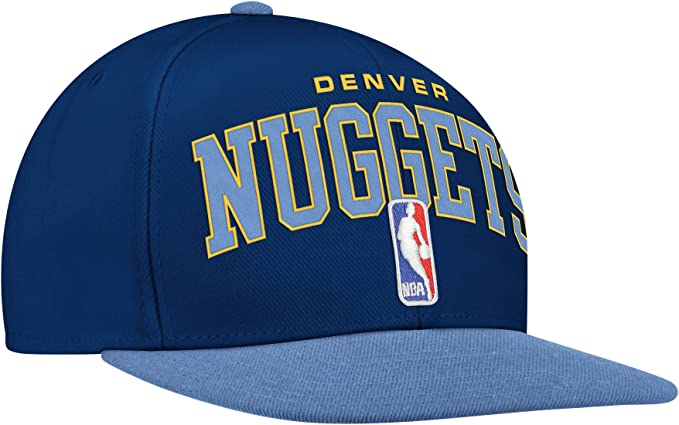 adidas NBA Gorra Ajustable Gorro de Proyecto, Hombre, Denver ...
