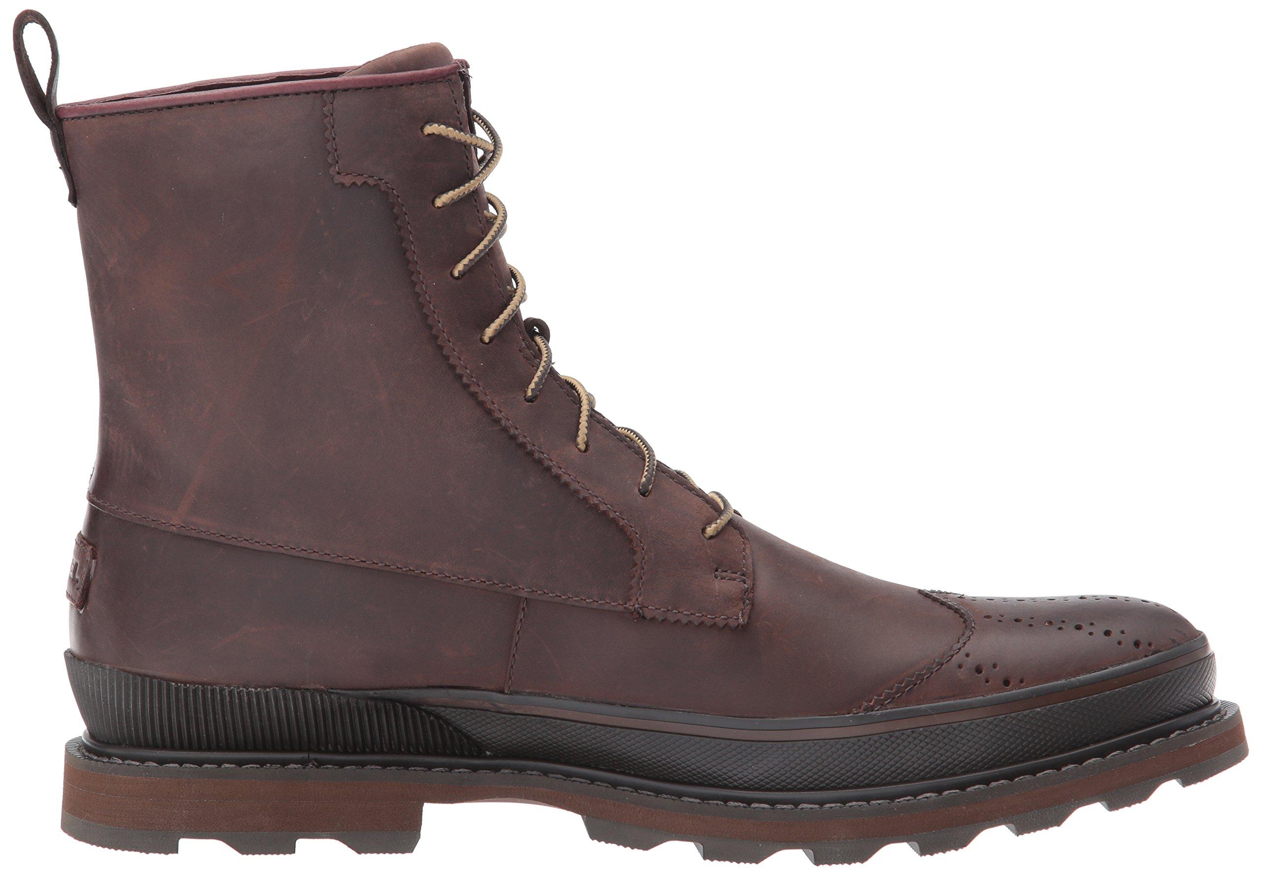 Madson Wingtip Boot Waterproof Oxford