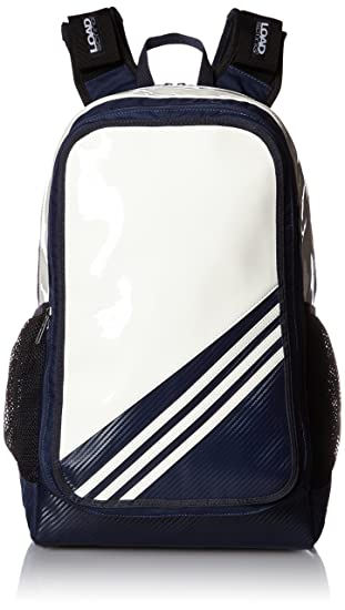 079dc5693f Image Unavailable. Image not available for. Color  adidas 3 stripes  Baseball enamel backpack ...