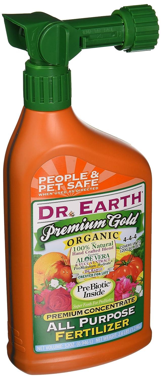 Dr. Earth Premium Gold All Purpose Ready To Spray Fertilizer, 32 oz