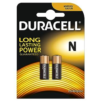 Duracell N Lr1 Mn9100 - Juego de 4 Pilas alcalinas Micron ...