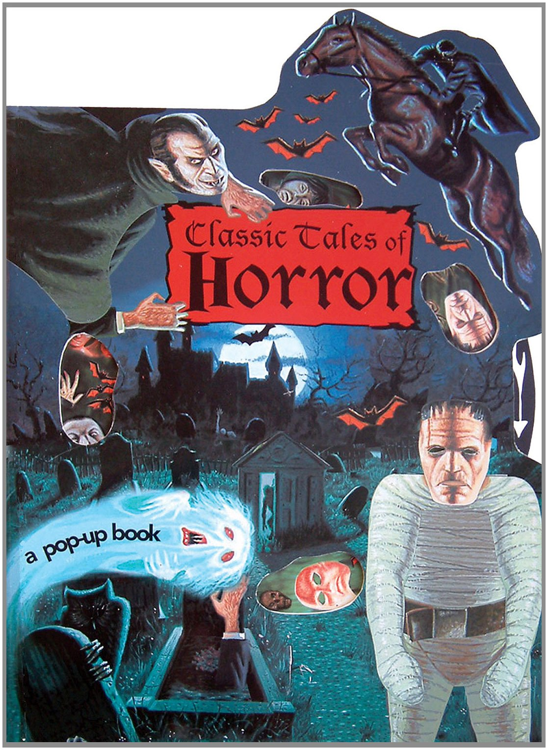 Download Classic Tales of Horror: A Pop-Up Book PDF
