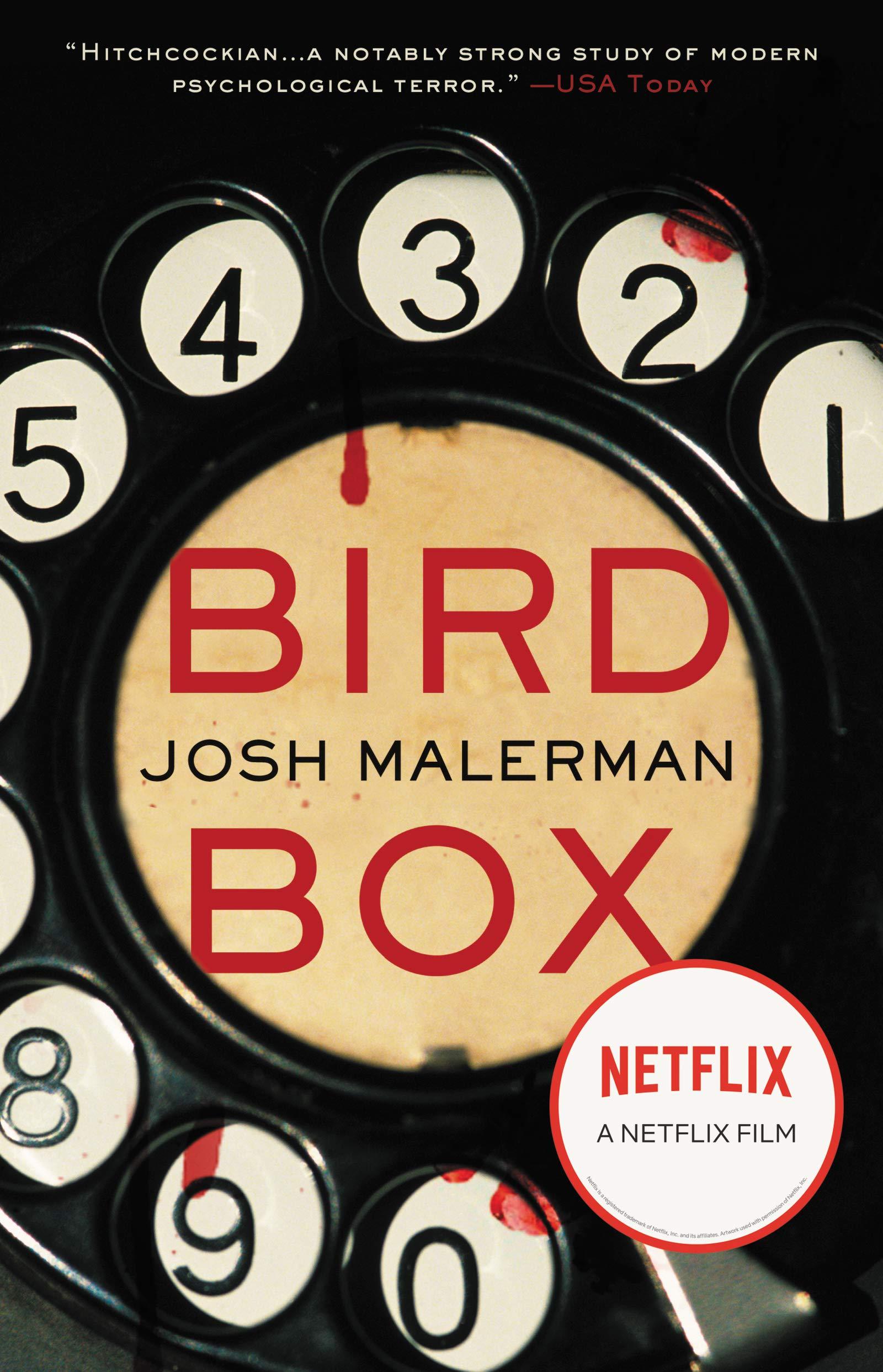 Bird Box A Novel Josh Malerman 9780062259660 Amazon Com Books