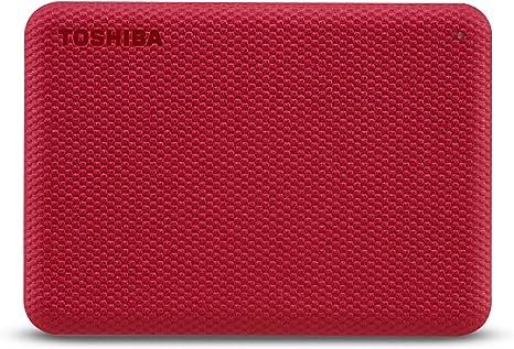 Toshiba Canvio Advance - Disco Duro (4 TB, 2,5