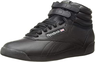 Reebok Freestyle Hi, Scarpe da Escursionismo Donna: Reebok